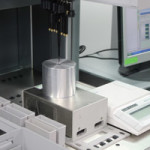 Gravimetric test on Tecan EVO instrument