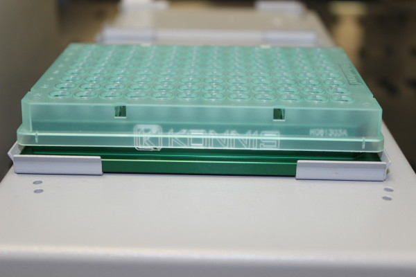 96 Well Microplate Adapter Sbs Konnis