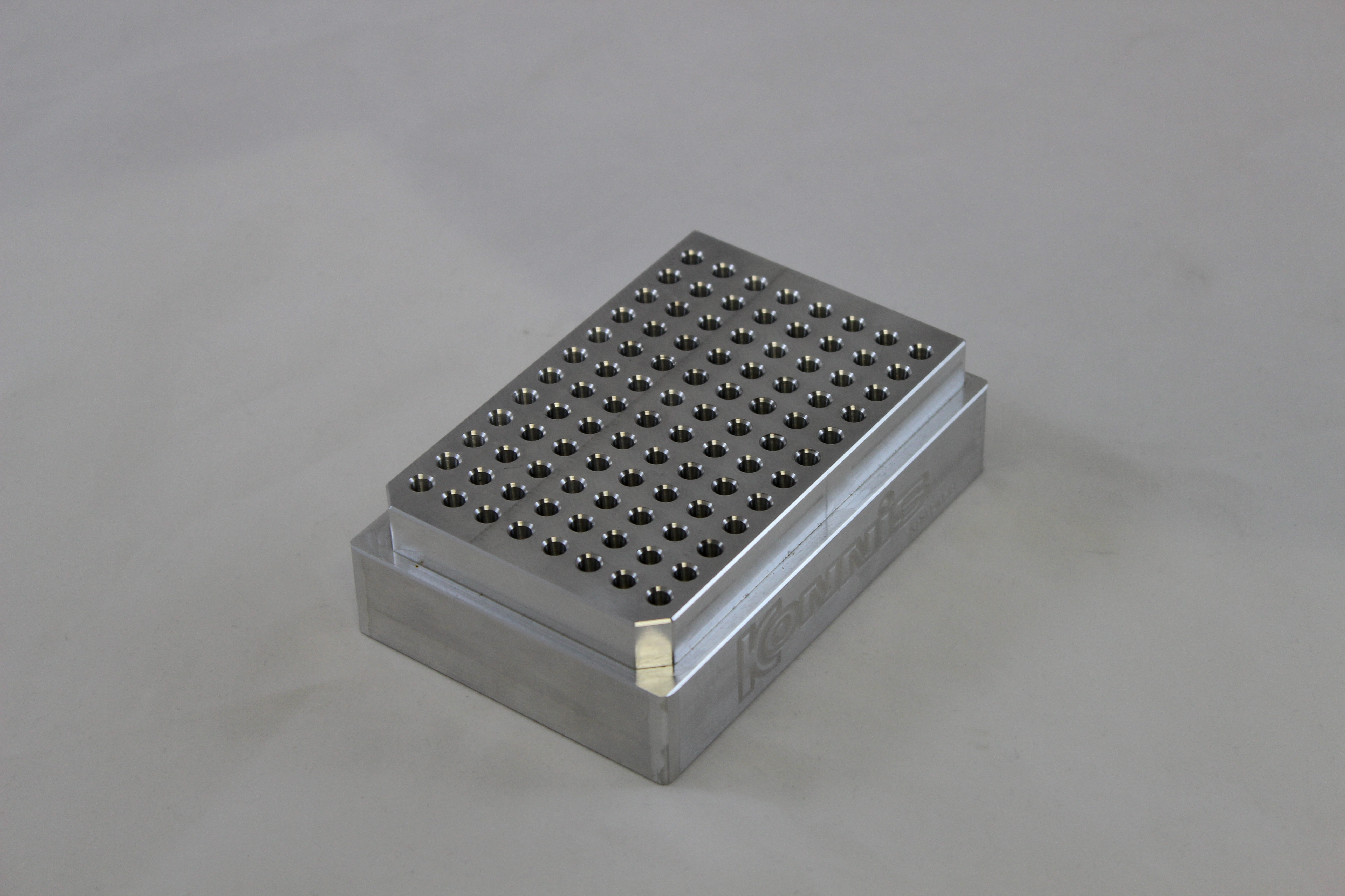 96 Well Microplate Extended Height With Temp Plate