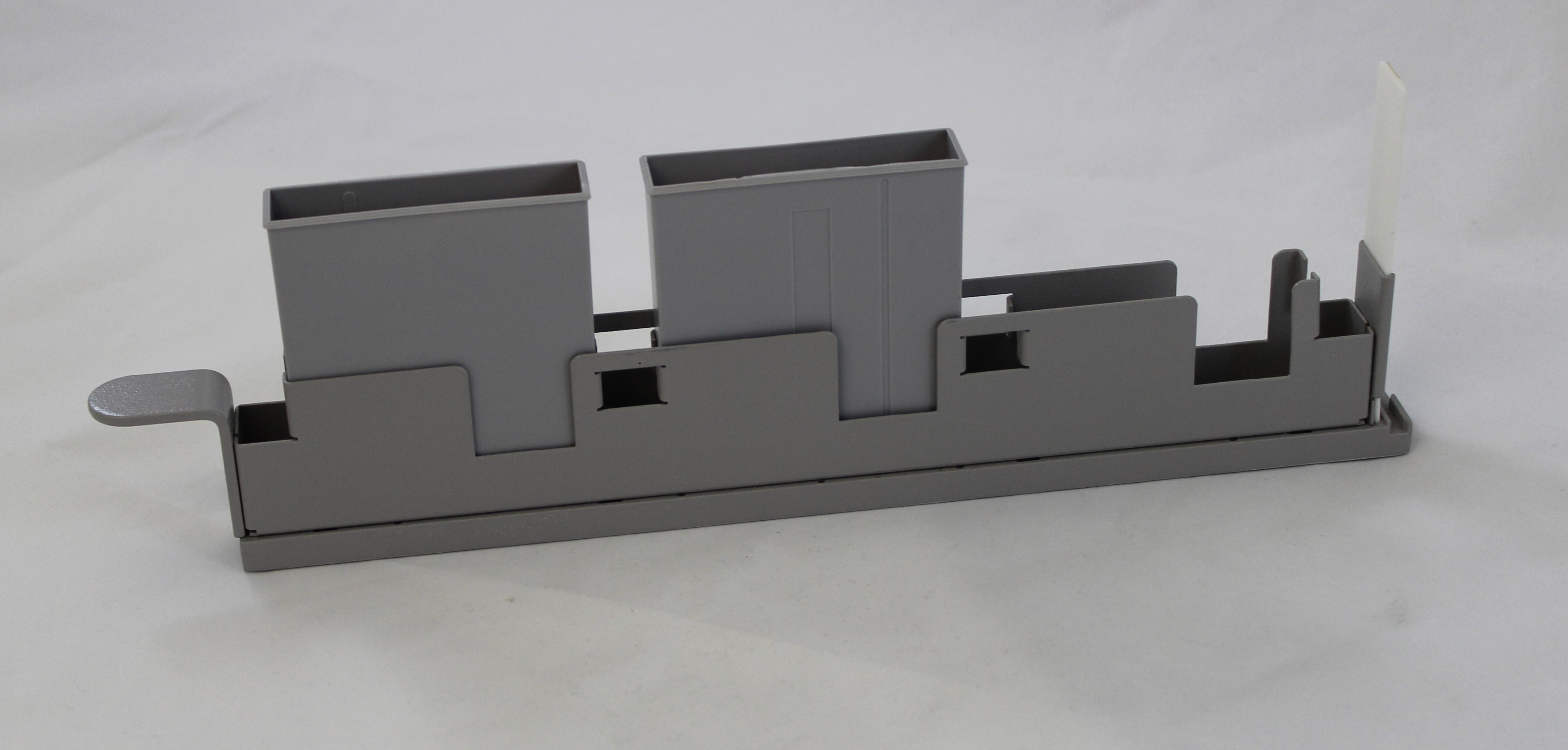 Tecan 3 position trough rack