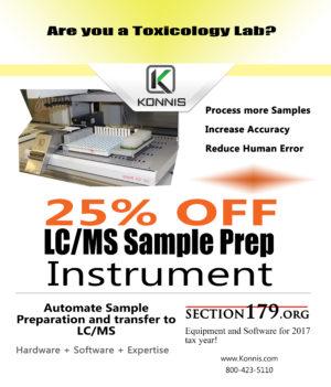 LC/MS Sample Prep Instrument
